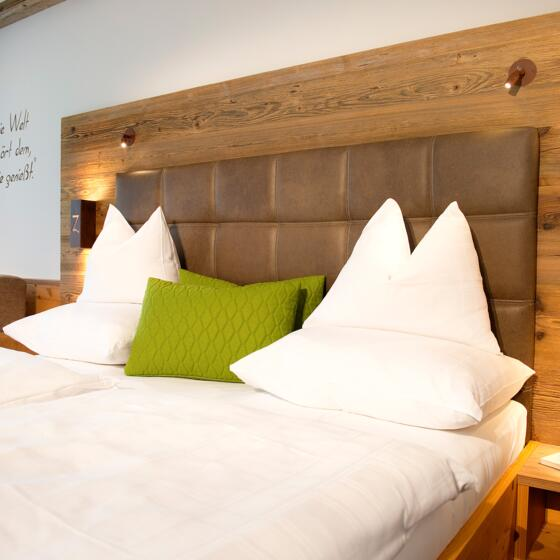 cosy rooms in the hotel im zillertal