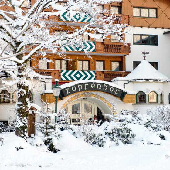 winter holidays in zillertal zapfenhof